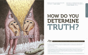 How do you determine truth?